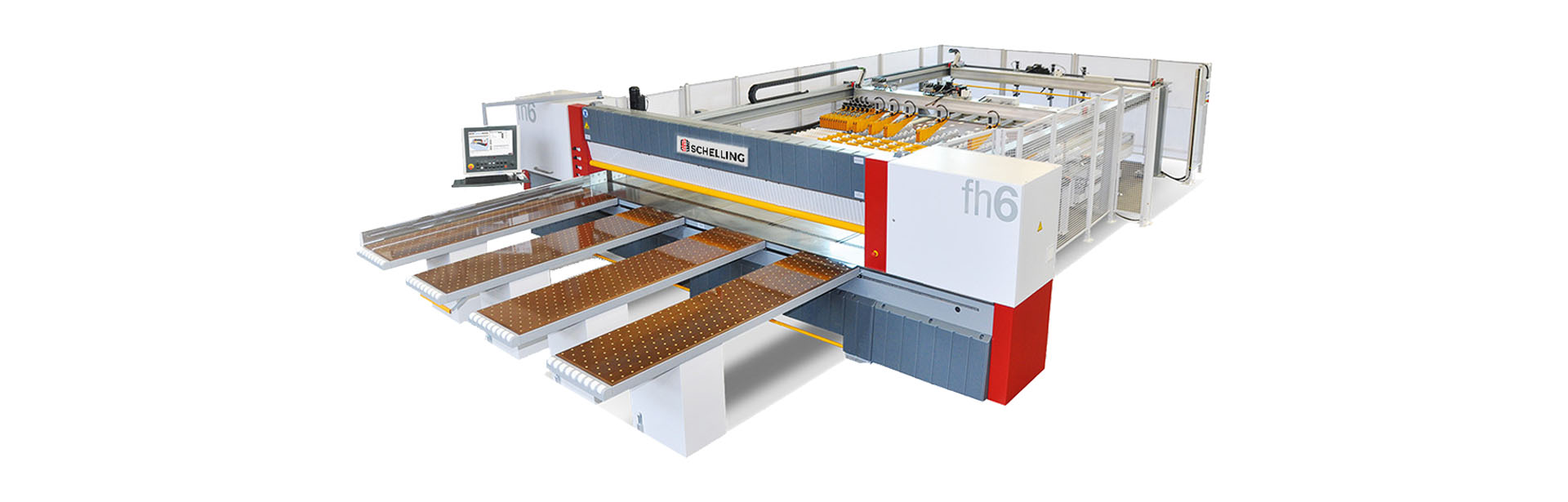 Panel Saws, Industrial Strength Panel Processing, Schelling fh6