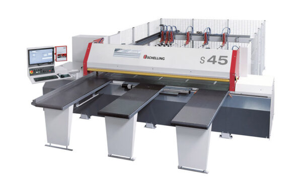 Schelling s45 wood panel saw