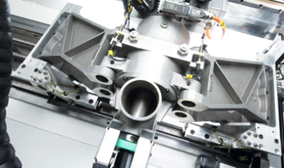 IMA Novimat Compact R3 Edgebander Contour Milling Unit kfax20