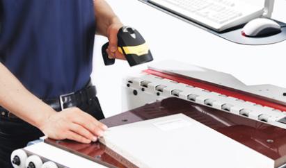 IMA Novimat Contour L20 Edgebander Manual Scanner