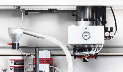IMA Novimat Compact R3 Edgebander Pre-Melting Units