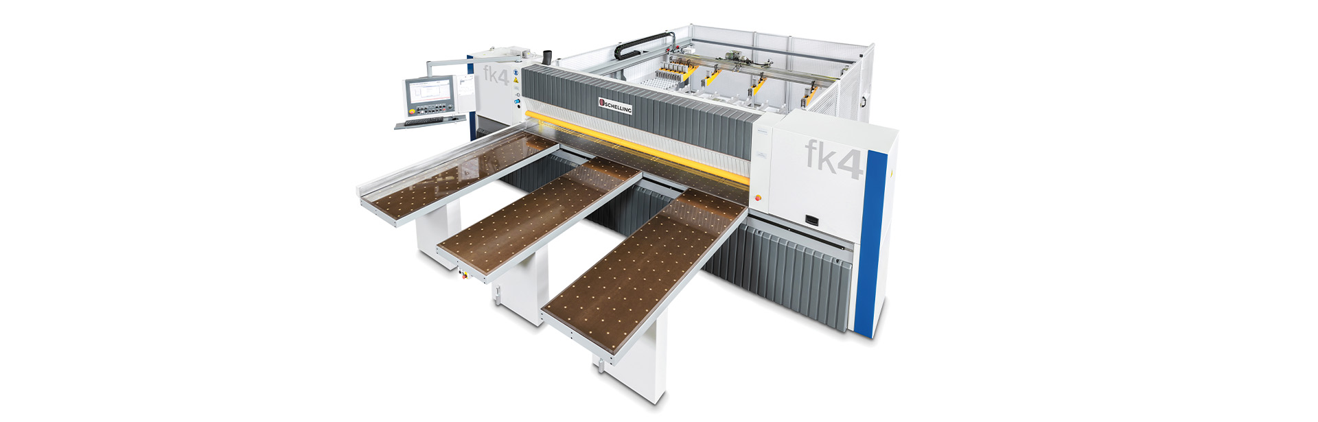Schelling fk4 Plastic and Composite Panel Saw