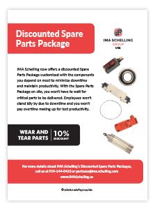 IMA Schelling Parts Brochure