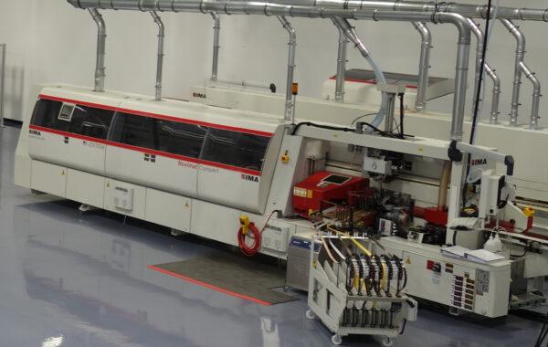 IMA Novimat Compact R3 Laser